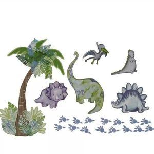 HEIDI KLUM Dinosaur vinyl wall stickers mural